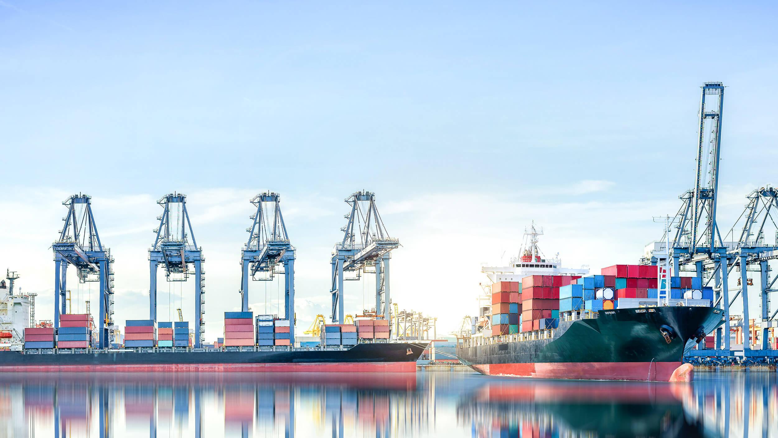 vervoer logistiek rusland china cis